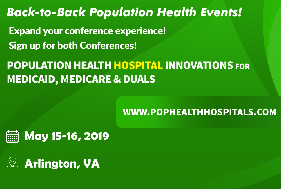 Home - The 5th Annual Population Health Payer Plan Innovations for